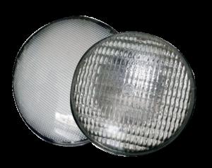 Plástico Luz Sub Acuática con Cubierta: Serie P300