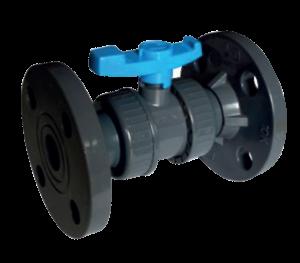 Válbula de Bola con Doble Unión LD-868A