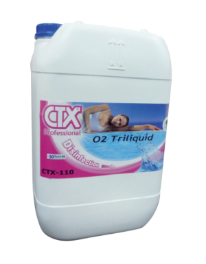 CTX-110 O2 Triliquid Multiacción
